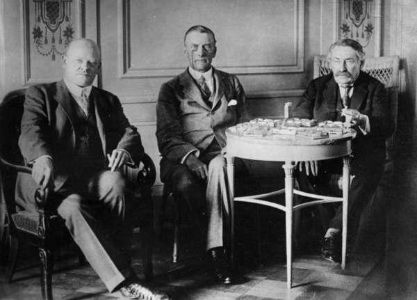 Locarno Antlaşması - 1 Aralık 1925