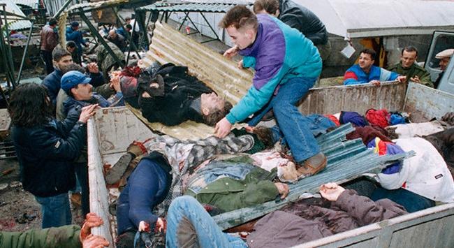 Markale Pazarı Katliamları