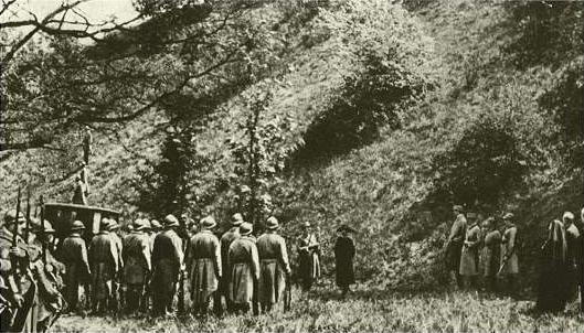Mata Hari'nin ıdamı -15 Ekim 1917
