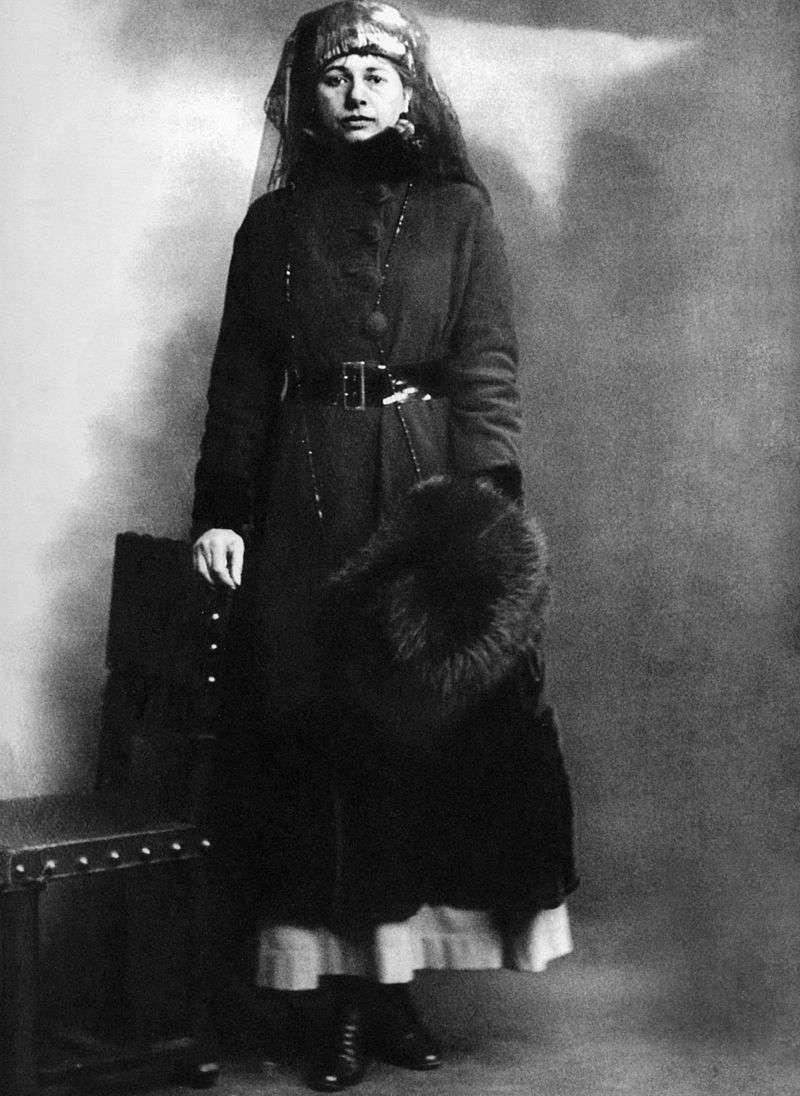 Mata Hari'nin yakalandığı gün - 13 şubat 1917