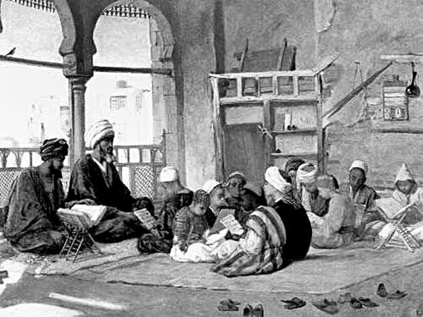 Osmanlı'da Sıbyan Mektebi