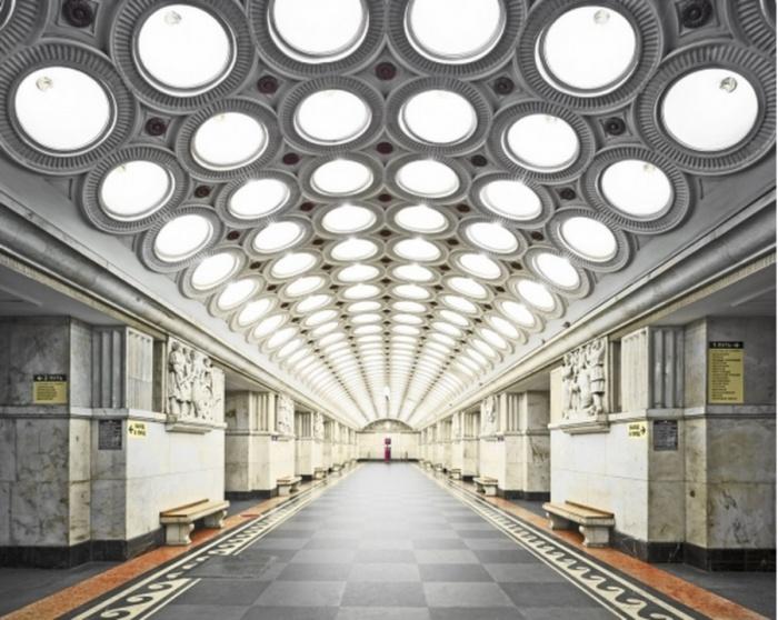 Dünyadan Metro İstasyonları resimleri