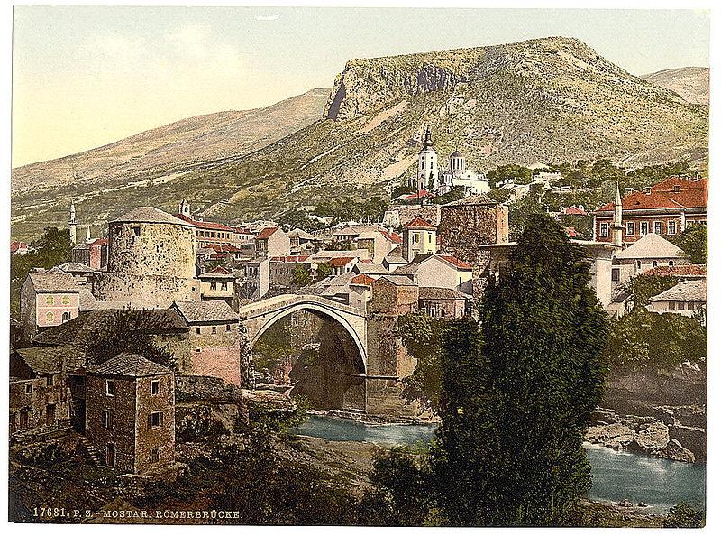 Mostar Köprüsü (1890)