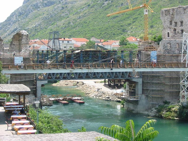 Köprünün yeniden inşaası (2003)
