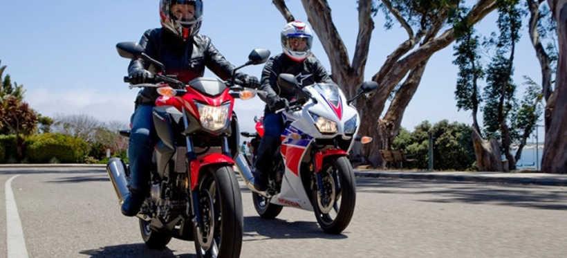 """Motosikletler En Çok """"Başka Araçla Çarpışarak""""  Kaza Yapıyor"""