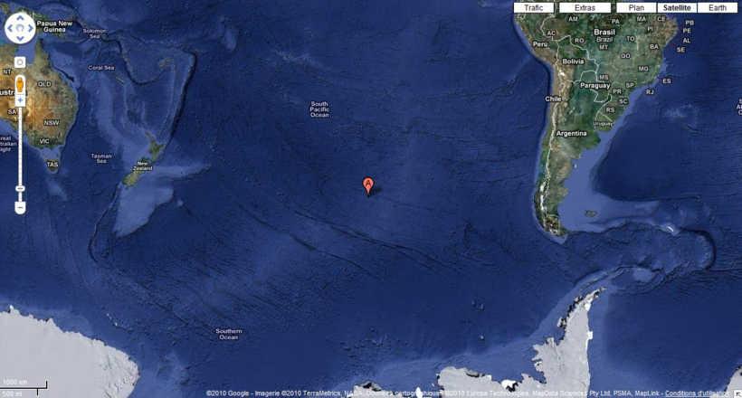 Nemo Noktası: Okyanusların Karaya En Uzak Noktası