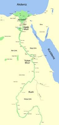 Hazreti Ömer (r.a.)'in Nil Nehrine Emri !