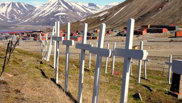Ölmenin Yasak Olduğu Yer: Svalbard Adaları