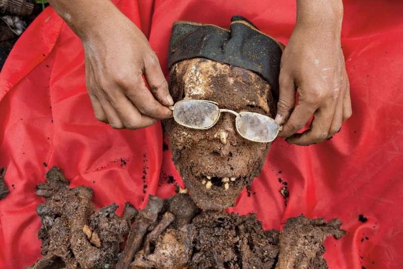 Endonezya'nın Yaşayan Ölüleri