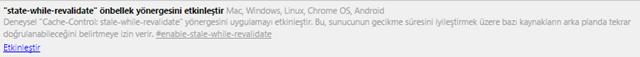 8 Adımda Chrome Tarayıcısını Hızlandırmak