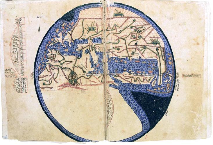 Batlemyus Dünya Haritası