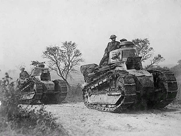 Tarihin En Güçlü Ölüm Makineleri: Tanklar