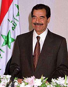 Saddam Hüseyin Abdülmecid El-Tikriti