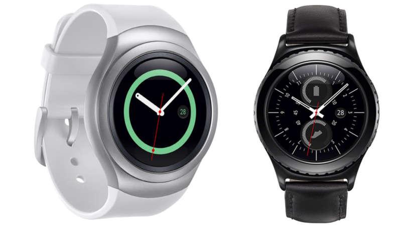 Samsung Gear S2 ve Gear S2 Classic Tanıtıldı