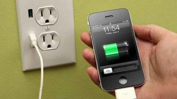 Ak�ll� telefonunuz 15 dakikada �arj olacak!