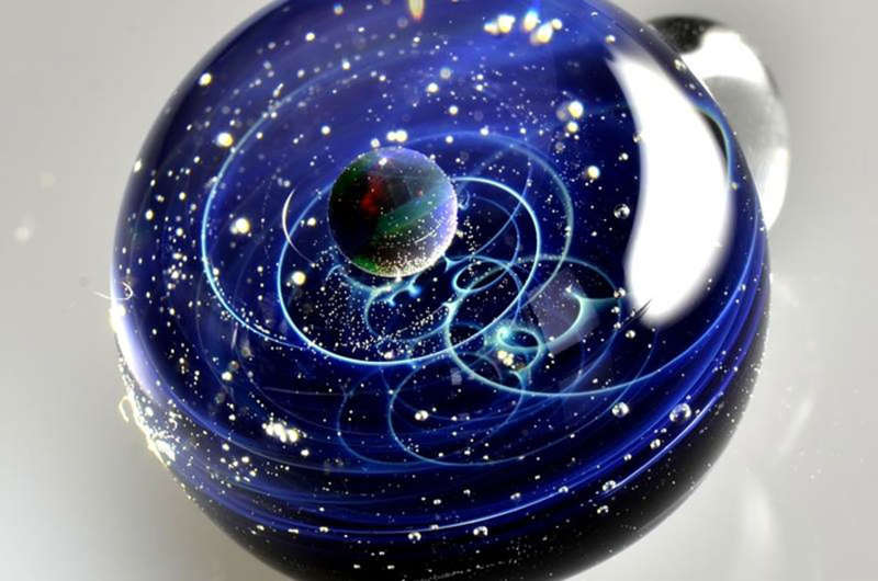 Cam K�reler ��ine S��d�r�lan Galaksiler