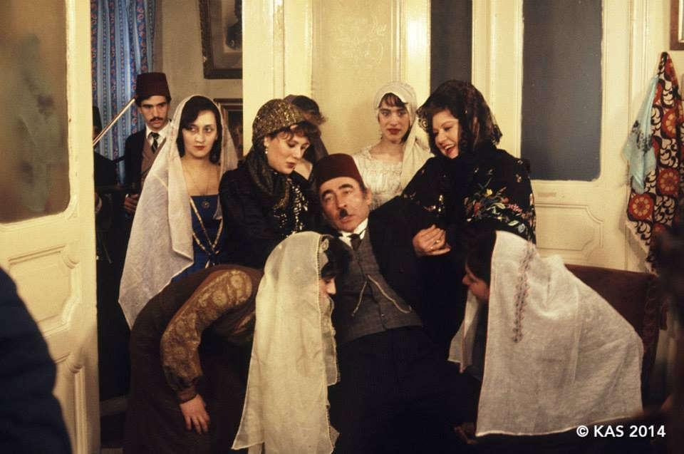Şekerpare (1983)  Filminin Kamera Arkası Fotoğrafları