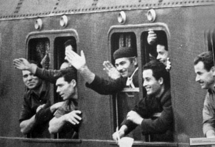 Sirkeci'den Tren gider