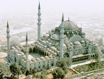 (Süleymaniye Cami)
