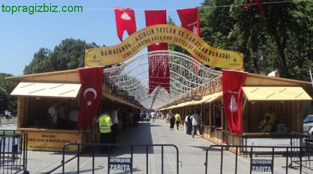 2013 Sultanahmet Meydanı Ramazan Etkinlikleri