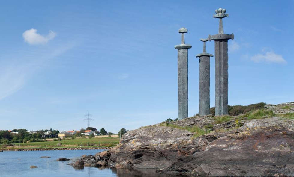 Sverd i Fjell - Norveç'teki Dev Kılıç Anıtı