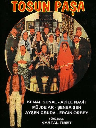 Yavuz Turgul'un senaryosuna çekilen Kartal Tibet'in 1976 yapımı Tosun Paşa adlı güldürü filmindeki Tosun Paşa karakteri Ahmet Tosun Paşa'dan esinlenmedir.