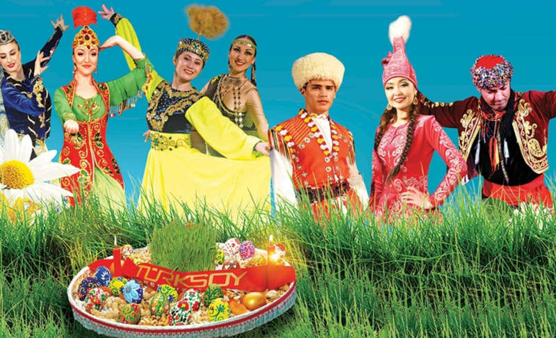 TÜRKSOY  - Uluslararası Türk Kültürü Teşkilatı