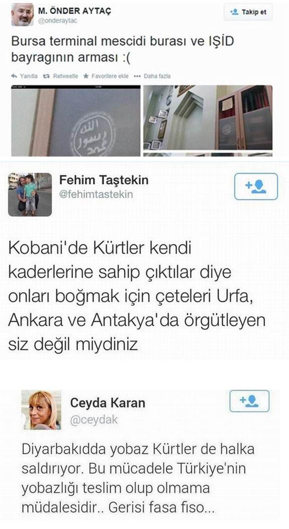 Gezi Provokasyonu Tutmad� S�ra Kobani'de