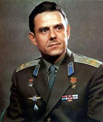 Vladimir Mihailoviç Komarov (16 Mart 1927 - 24 Nisan 1967)