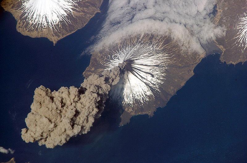 Yanardağ-Volkan Oluşumu ve Çeşitleri