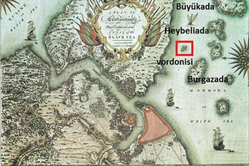 İstanbul'un Kayıp Adası: Vordonisi