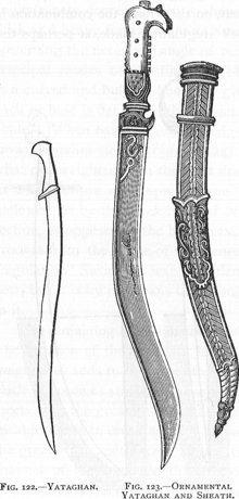 Osmanlı Yatağan Kılıçları