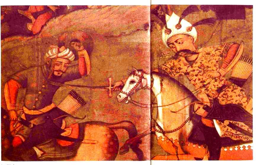 Osmanlılar ile Safeviler Arasında Nasuh Paşa(1612) ve Serav (1618) Antlaşmaları