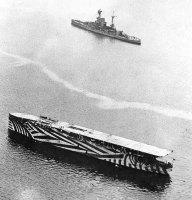 HMS Argus<br /> (1918'de hizmete girdi, Birle�ik Krall�k)