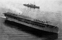 USS Langley (CV-1)<br /> (1920'de hizmete girdi, Birle�ik Devletler)